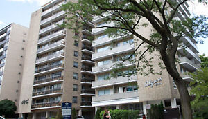 2 Bdm. for Rent in Midtown Toronto!  Yonge and St. Claire Ave. W