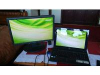 Monitor Philips 20 inch 200WS8FB/00