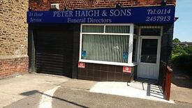 Peter Haigh and Sons Independent Family Funeral Directors. Serving Sheffield, Barnsley & Rotherham