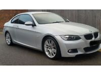 Spares or repairs bmw 320d M sport coupe