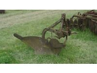 Ferguson Single Furrow Deep Digger Plough