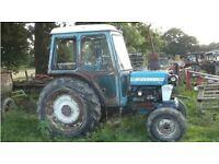 Ford 4610 Diesel Tactor