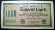 1000 Reichsbanknote 1922