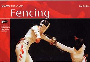 Fencing (Know the Game), Association Amateur Fencing, Very Good Book