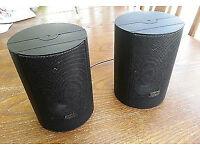 ARISTON MICRO MONITORS still in box small Monitor Speakers or surrounds
