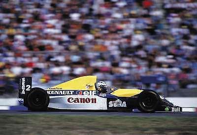 Platz 2: Alain Prost aus Frankreich