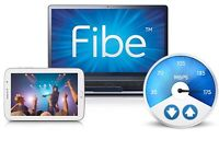 UNLIMITED INTERNET 25/10 + GOOD FIBE TV + HOME PHONE $81.85