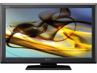 sony bravia kdl32r433b . hd screen . free view . good condition . free view build in