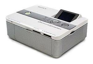 Sony PictureStation Photo Printer