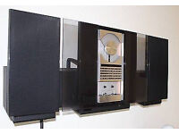 Bang and Olufsen Beocenter 2500 with BeoLab 2500 Active Speakers