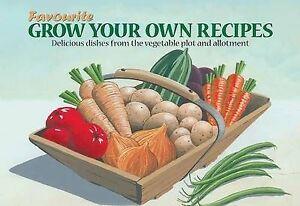Favourite Grow Your Own Recipes, Salmon