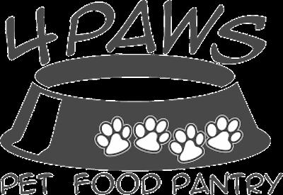 4 Paws Pet Food Pantry