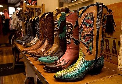 The Most Popular Cowboy Boots | eBay