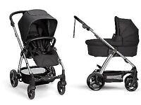 Mamas & Papas Sola 2 pushchair & carrycot