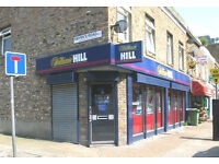 LARGE COMMERCIAL SHOP IN ELEPHANT & CASTLE