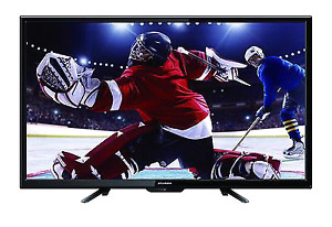 "Sylvania 40"" HD LED TV"