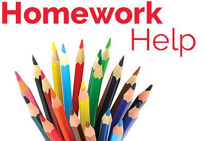 Homework help for