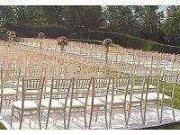 400 Limewash Chivari Chairs Very Good Condition Wedding Event Banquet Chairs Bulk SALE