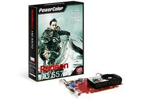 PowerColor Radeon HD 5570 1GO