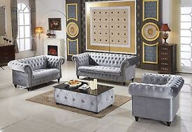 ***SALE*** 70% OFF CHESTERFIELD SOFAS CORNER SOFAS ANY COMBINATION ANY COLOUR MADE TO ORDER UK MADE