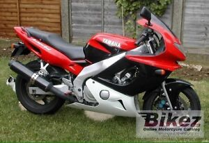 Looking for yamaha YZF 600 parts