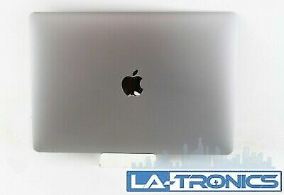 "New Apple Macbook Air 13"" A1932 Late 2018 Space Gray Full LCD Screen Assembly"