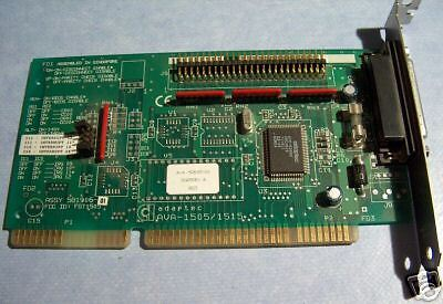 184750-001 Compaq Adaptec Fast SCSI Controller 50pin 16bit ISA