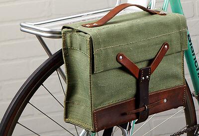 Vintage Bike Panniers