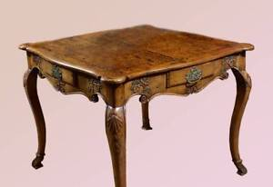 French Table Circa 1800  - Original and Untouched  !!