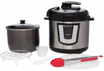 FlavorMaster 10-in-1 Multi-Function Pressure & Slow Cooker Rice