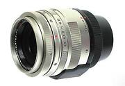 Contax G Lens