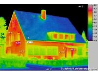 heatloss thermal surveys