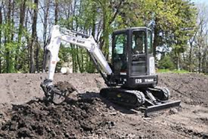 Bobcat E26 Mini Excavator