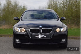 FANTASTIC looking Black BMW 320i Coupe. £4799 ONO. 99k miles