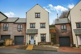 Beautiful NEW 3 storey townhouse in Lostwithiel, Cornwall TO RENT