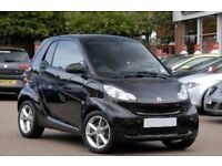 Black Smart ForTwo Pulse Coupe