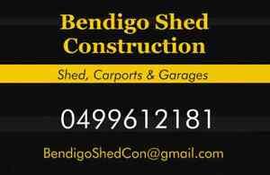 Bendigo Shed Construction Bendigo Bendigo City Preview