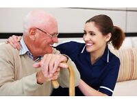 Healthcare Assistants required in London - NO EXPERIENCE NECESSARY - £11.50 per hour