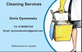 I offer regular cleaning services