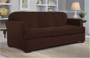 Brown Couch cover