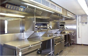 NEW AND USED GEASE HOODS FOR RESTAURANTS - DO IT YOURSELF