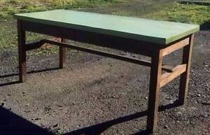 Oak Tables - Perfect for a Cafe Geelong Geelong City Preview