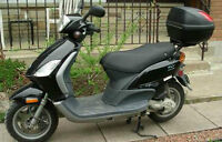 Piaggio Scooter by Vespa
