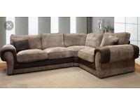 FREE #FOOTSTOOL. With Ashley corner sofa