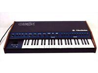 Oberheim OB-SX Vintage Analog Synthesizer Synth * Moog Arp Roland Synth