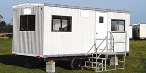Office trailers wanted any shape will remove
