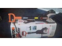 Worx JawSaw with extension - Brand New