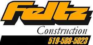 Feltz Construction Kitchener / Waterloo Kitchener Area image 1