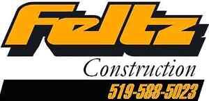 Feltz Construction Kitchener / Waterloo Kitchener Area image 1