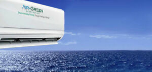 CLIMATISEUR THERMOPOMPE  Air Green INVERTER